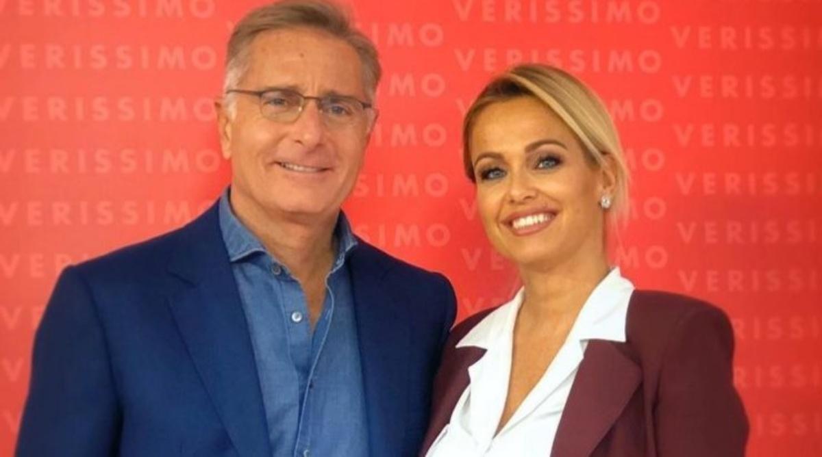 Paolo Bonolis e il dolore per la figlia Silvia