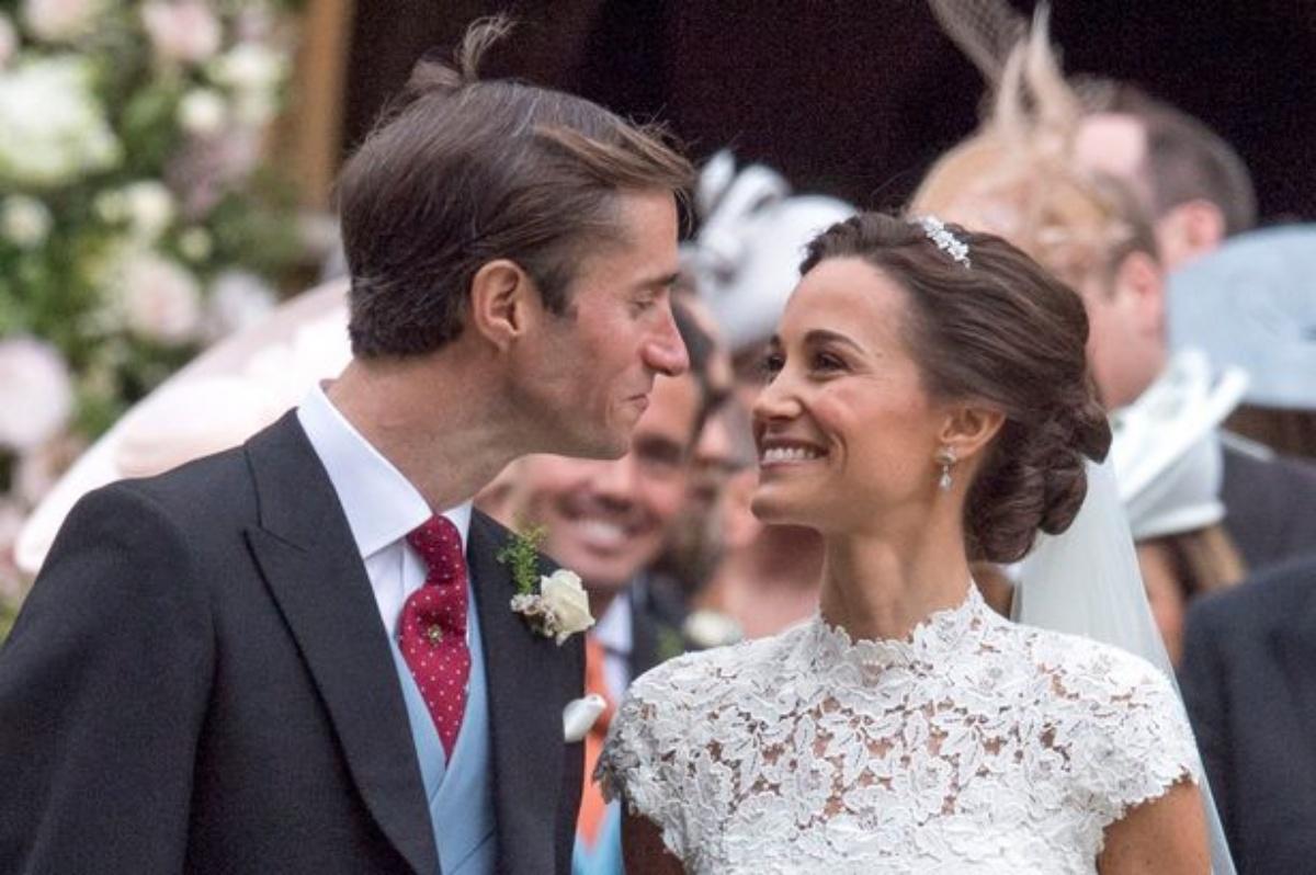 Gioia per Pippa Middleton