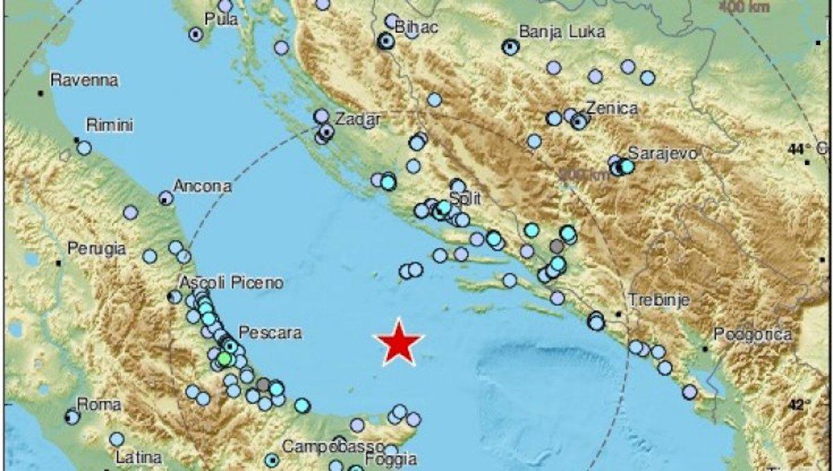 Evento sismico
