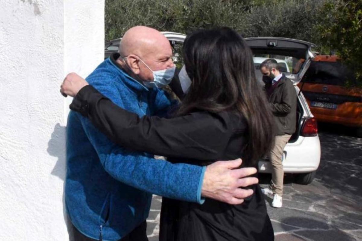 Uniti nel vaccino: la storia di Giancarlo e Cinzia