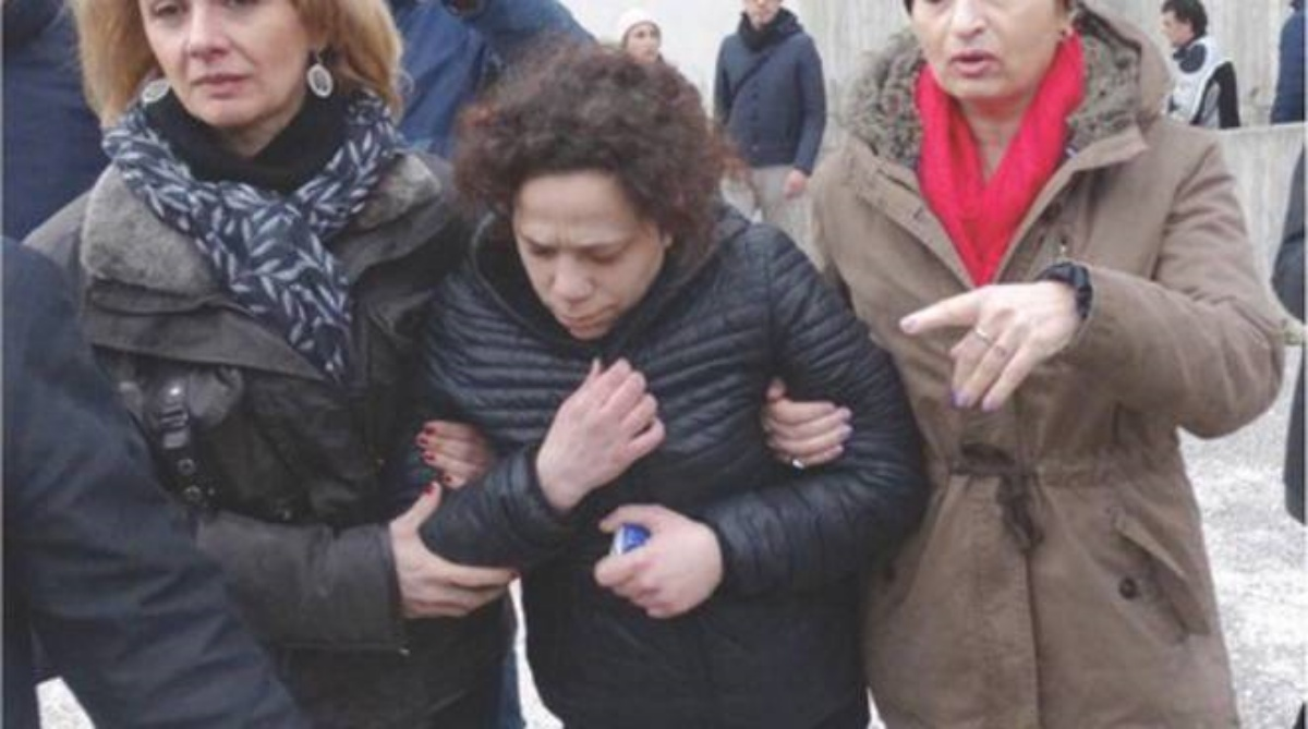 Rifiutata la scarcerazione di Valentina Casa