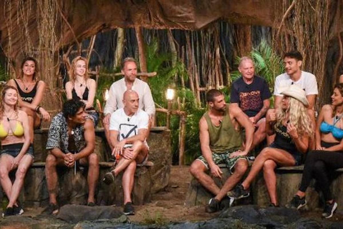 Cast L'Isola dei Famosi