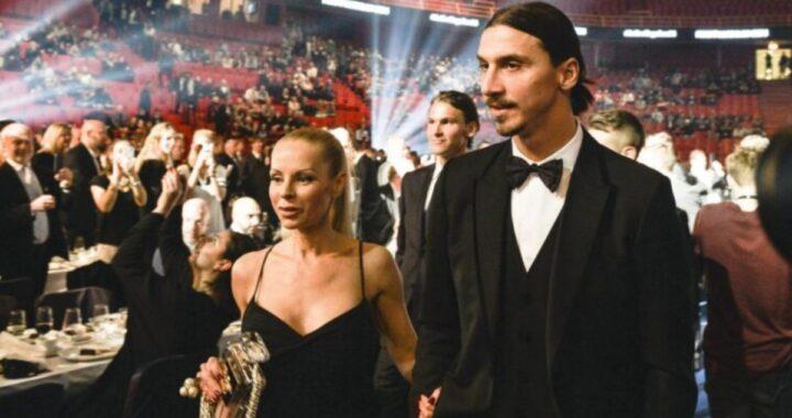Avete mai visto la compagna di Zlatan Ibrahimovic? Ecco chi è e perché non ha mai voluto sposarlo