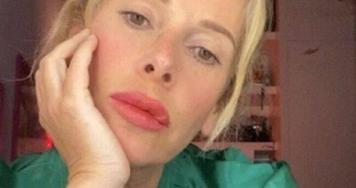 Alessia Marcuzzi aspramente criticata per aver sostenuto Zorzi