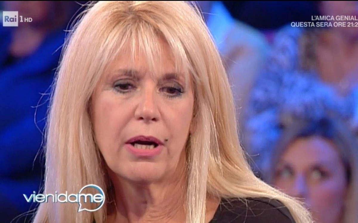 Andrea Zelletta attacca Maria Teresa Ruta