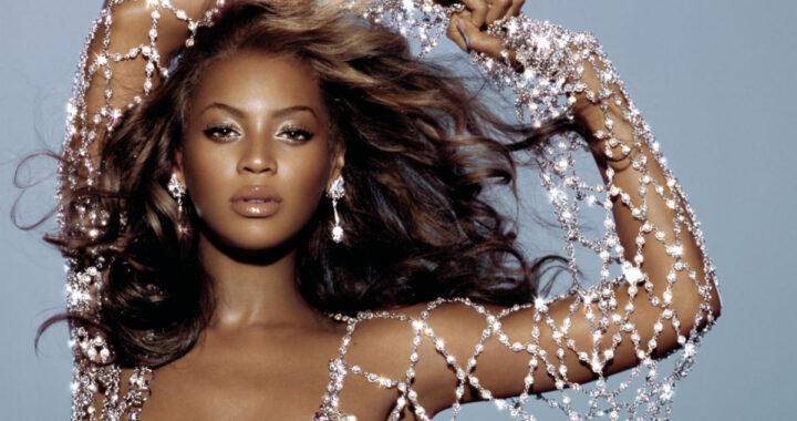 Beyoncé derubata
