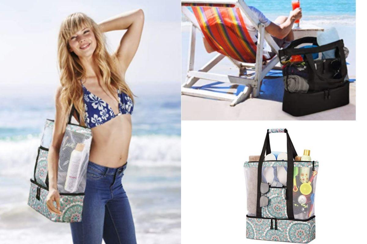 borsa in spiaggia