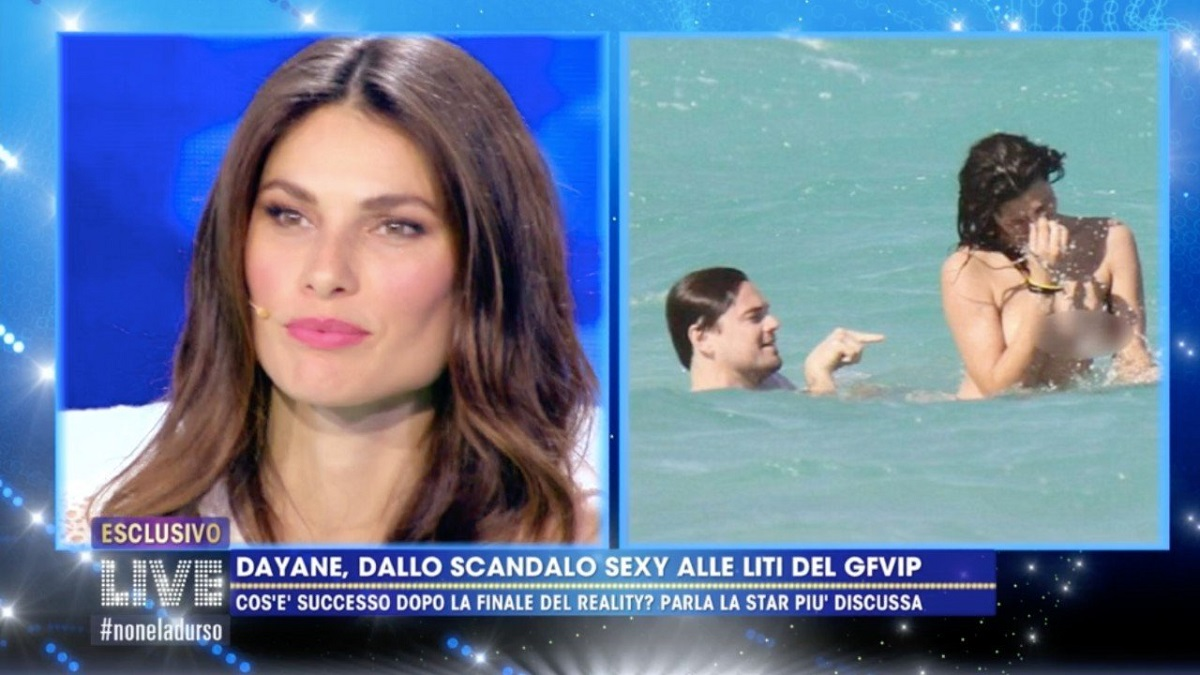 Dayane Mello: la  verità sul rapporto con Leonardo DiCaprio