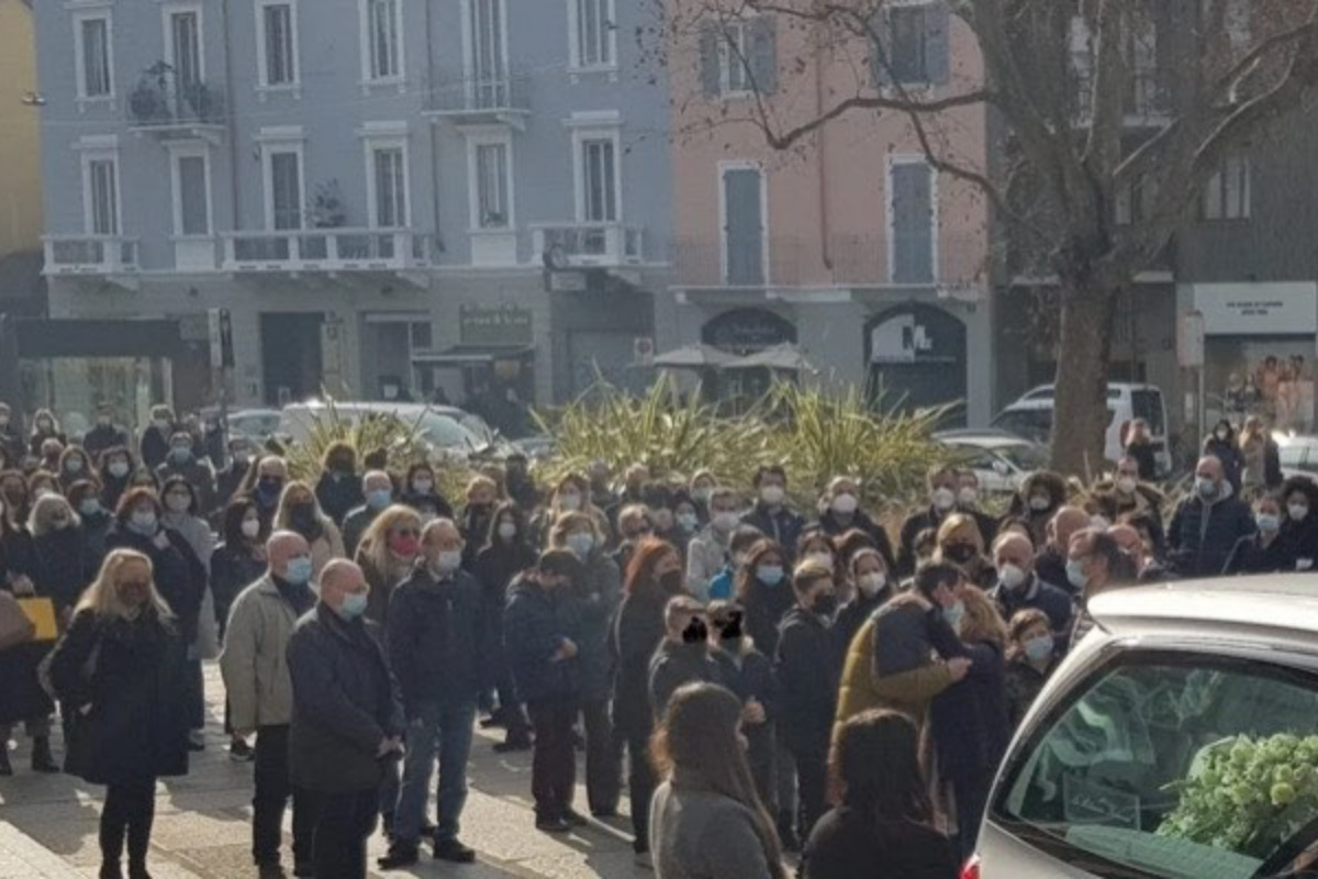edith anzaghi funerale