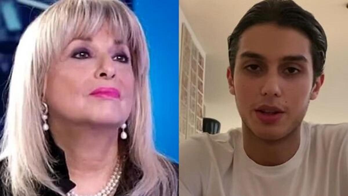 """Fabrizio Corona: la mamma parla di Carlos: """"È all'estero"""""""