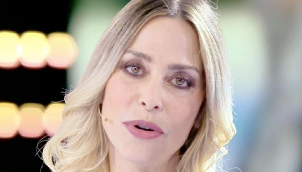 GF Vip, Stefania Orlando da Barbara D'Urso infuriata