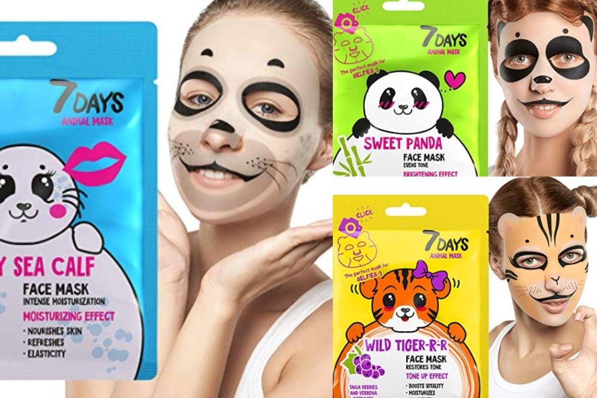 Maschere viso animali