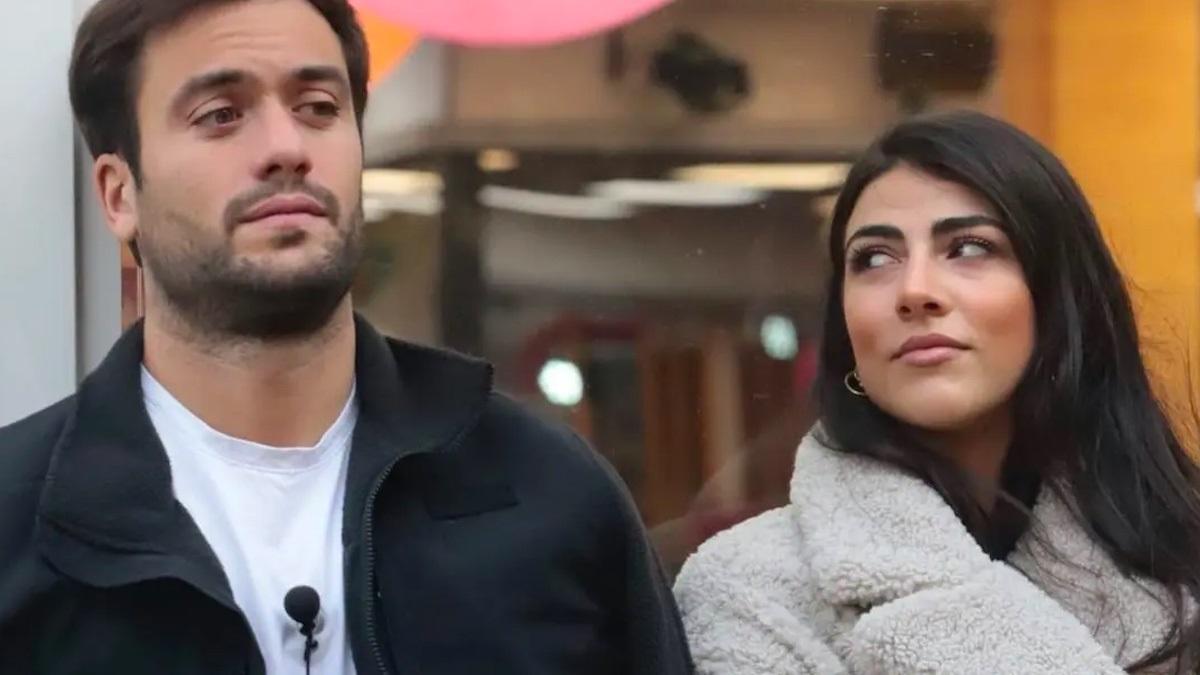 Pierpaolo Pretelli e Giulia Salemi: un botta e risposta sui social