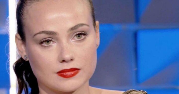 """Rosalinda Cannavò confessa: """"Non sono serena"""""""