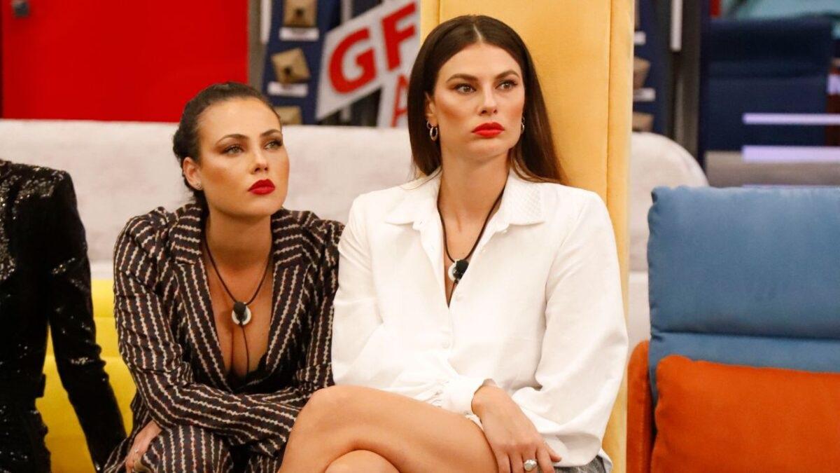 Rosalinda Cannavò rivela i dettagli del bacio in magazzino con Dayane