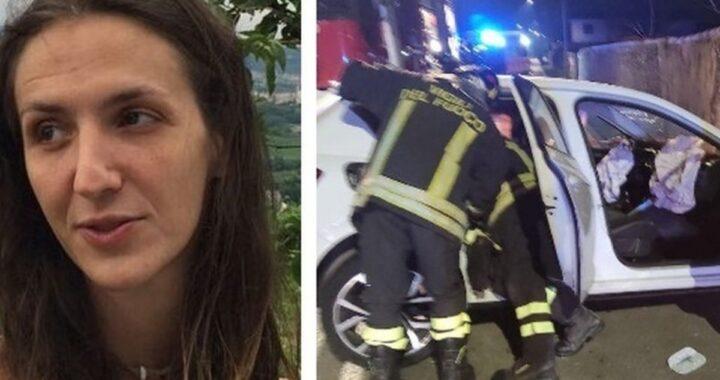 Grave incidente stradale, mamma Stefania non ce l'ha fatta: si è spenta dopo ore di agonia