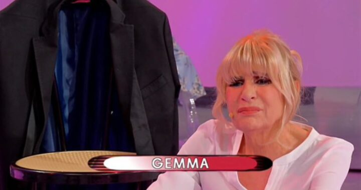 UeD: Gemma Galgani delusa dal suo cavaliere