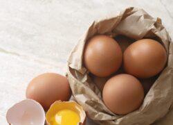 le uova non vanno lavate