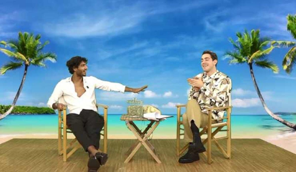 Tommaso e Akash