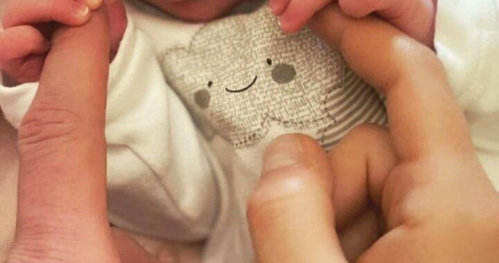 Gioia immensa per la neo mamma Alessia Ventura