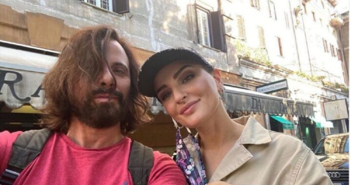 Arisa e Andrea Di Carlo, è di nuovo amore: la foto del bacio