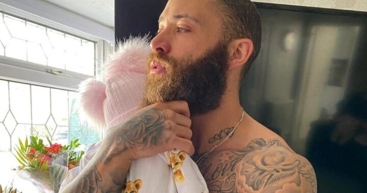 Il tragico annuncio della morte della bimba di Ashley Cain