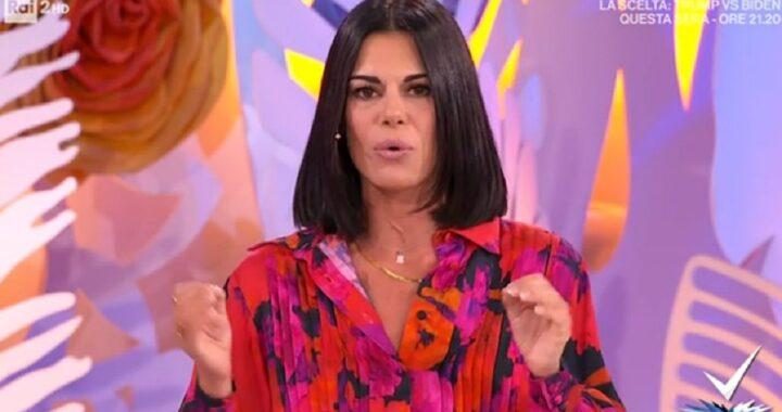 Bianca Guaccero, assente a Detto Fatto: la brutta notizia comunicata da lei stessa