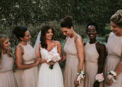damigelle ai matrimoni