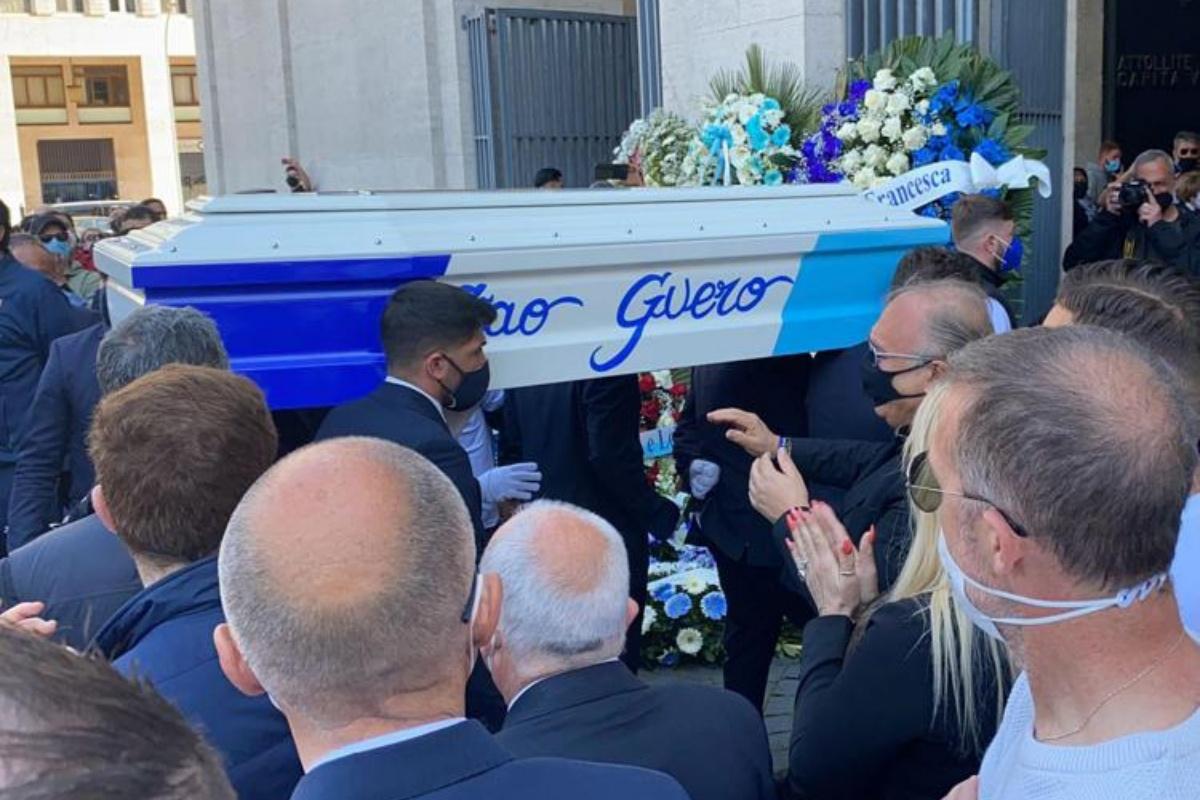 Morte Daniel Guerini: tristezza e dolore durante il suo funarale