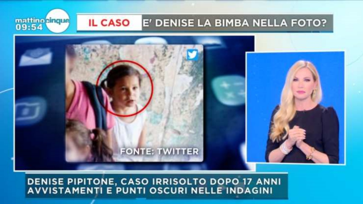 Denise Pipitone: spunta una nuova foto