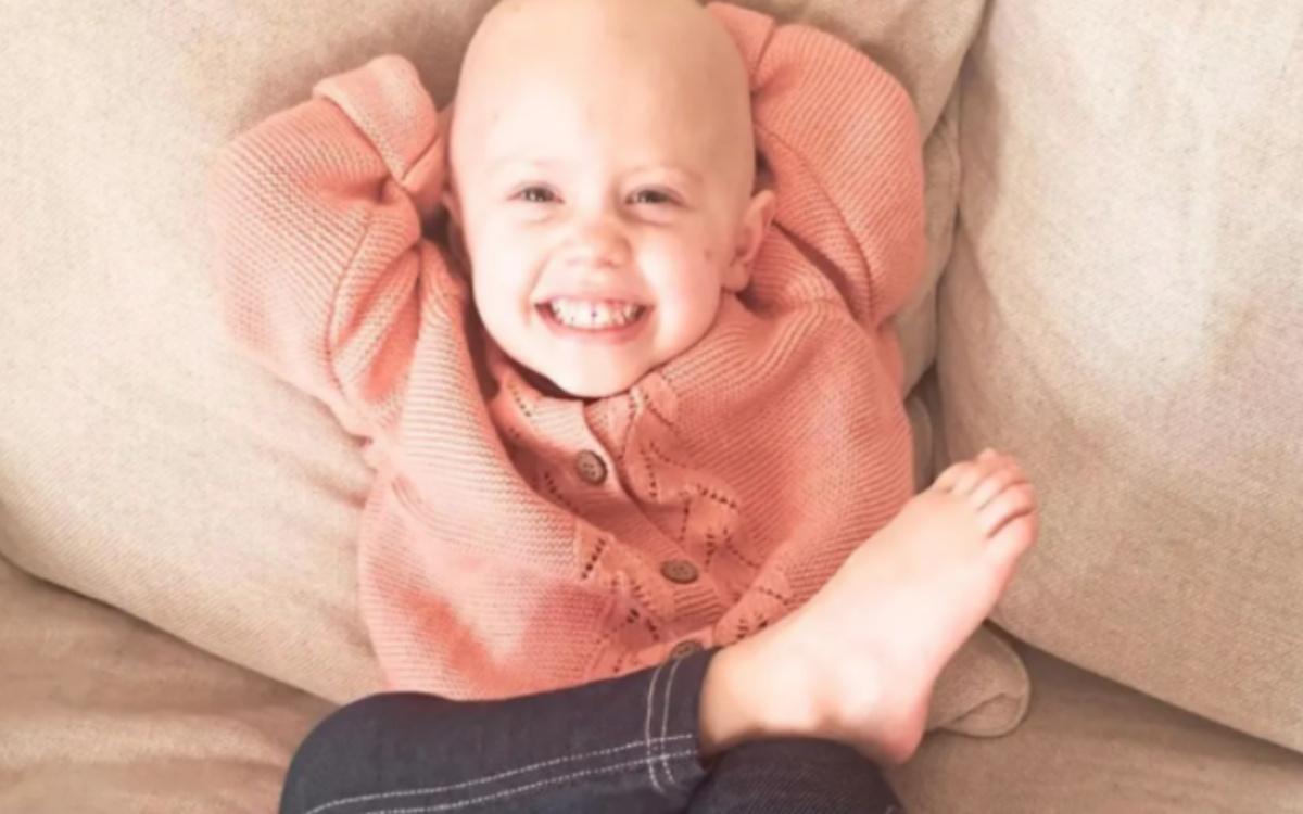 I medici non possono fare più nulla per la piccola Eliza Moore