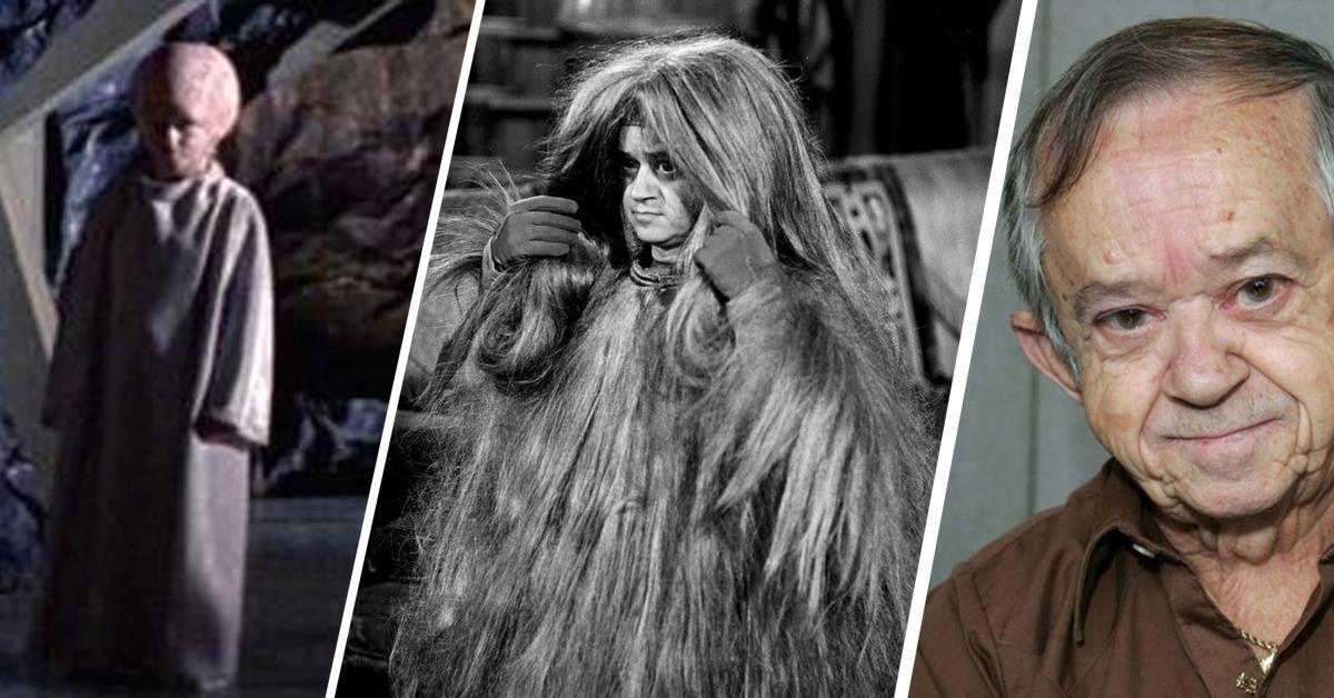 L'attore italia americano Felix Silla è morto all'età di 84 anni