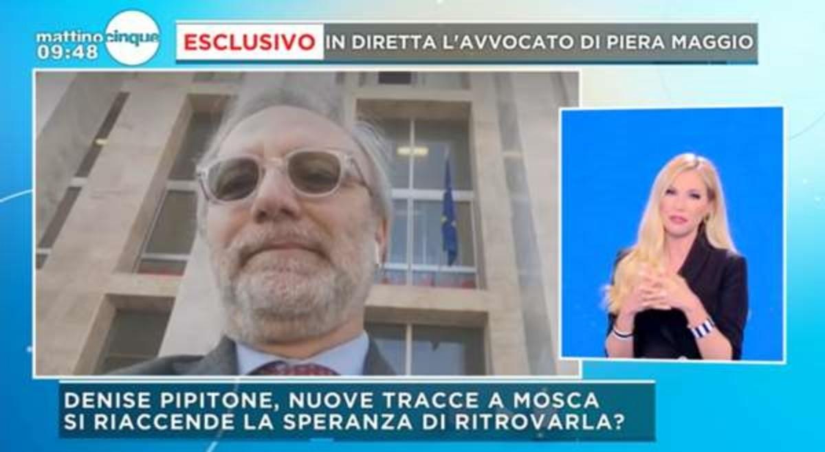 Giacomo Frazzitta, legale di Piera Maggio