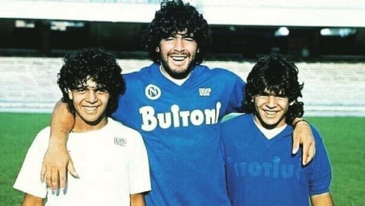 Lalo, fratello di Diego Maradona, ricoverato in gravi condizioni per il Coronavirus