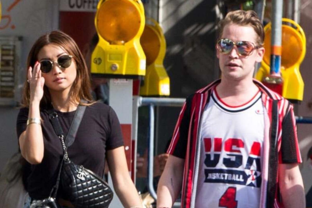 Brenda Song e Macaulay Culkin genitori per la prima volta