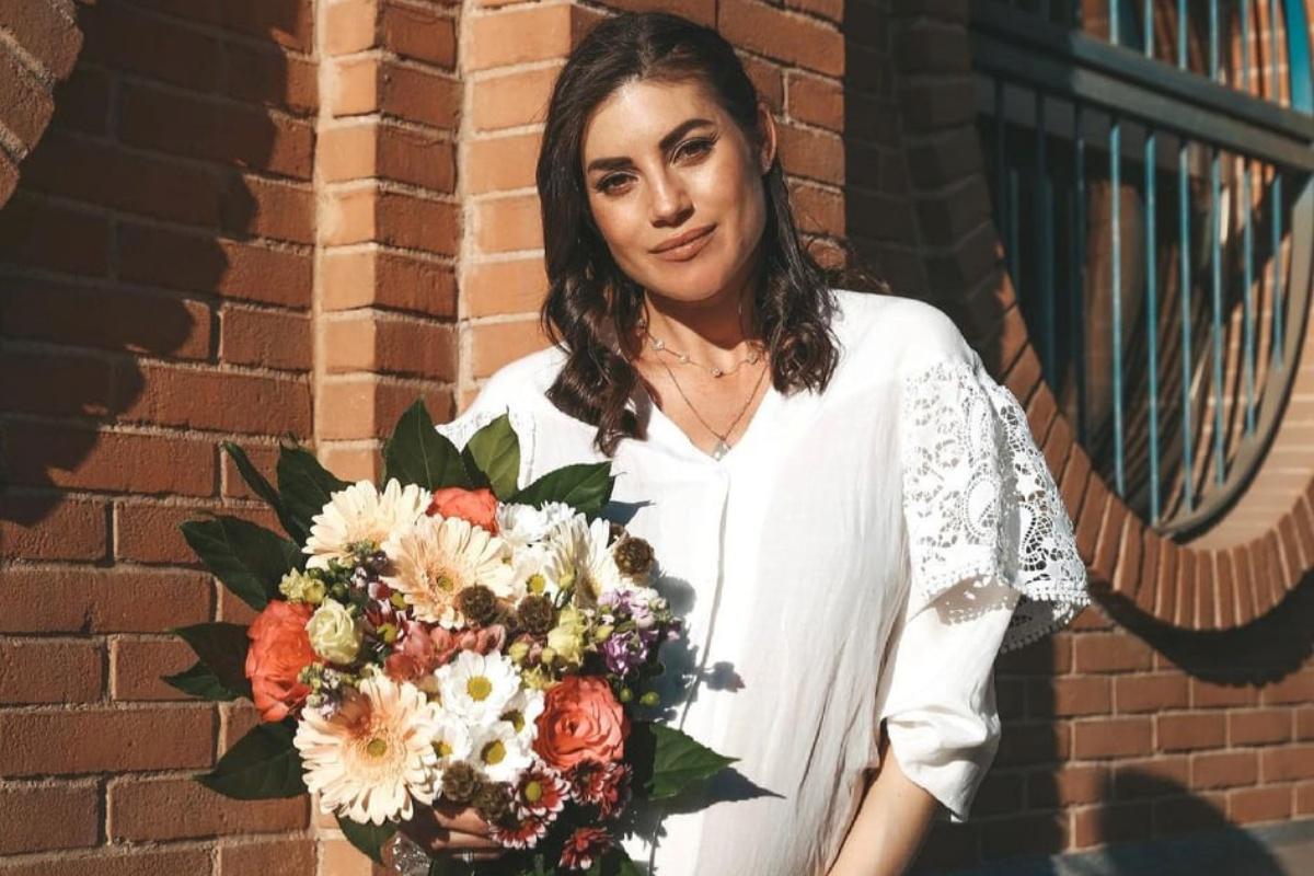 È nata Vera, la prima bambina di Martina Panagia