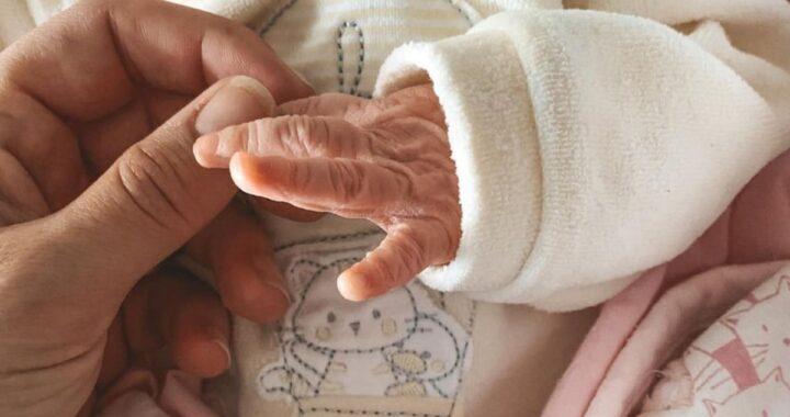 Gioia infinita per la neo mamma Martina Panagia: è nata la piccola Vera