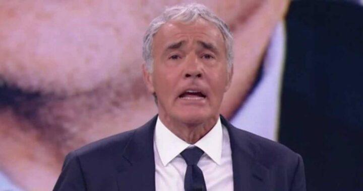 """Malore in diretta tv per Massimo Giletti: """"voglio arrivare almeno alle 22"""""""