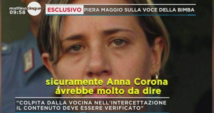 Intercettazione voce bimba: le parole di Piera Maggio