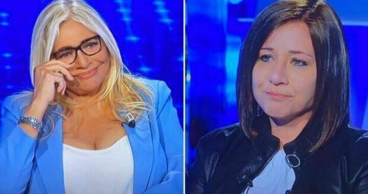 La commozione di Piera Maggio e Mara Venier