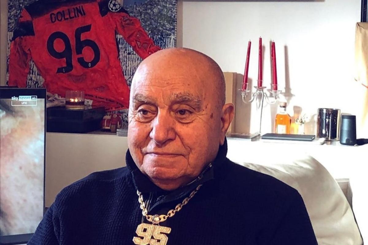 Il nonno di Pierluigi Gollini è morto a seguito di un grave incidente in bicicletta