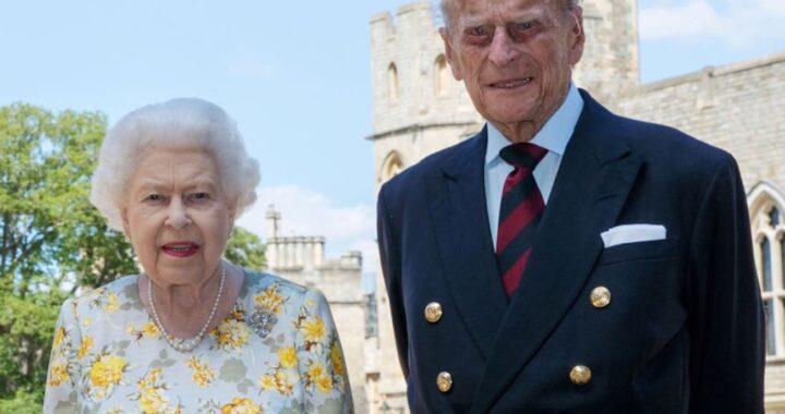 La Regina Elisabetta rompe il silenzio dopo la morte del Principe Filippo
