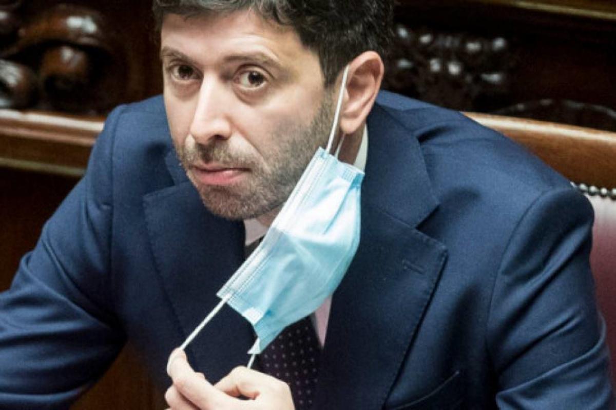 Roberto Speranza farmaci animali