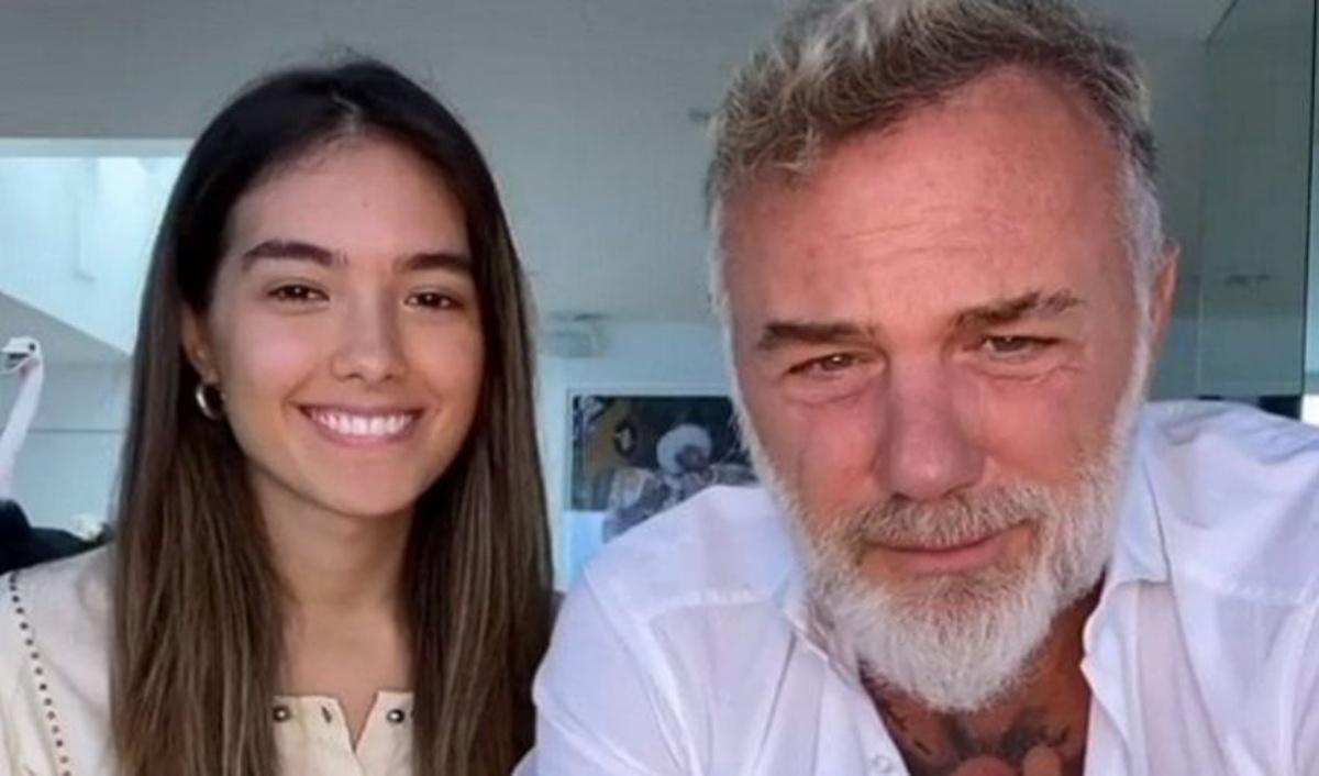 Sharon Fonseca in ospedale con la sua bambina