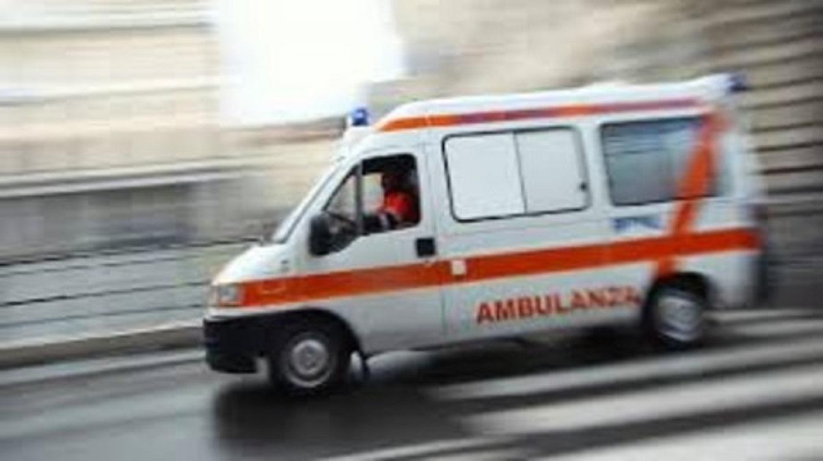 ambulanza rianimazione