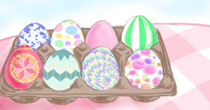 L'uovo di Pasqua che sceglierai rivelerà la tua personalità