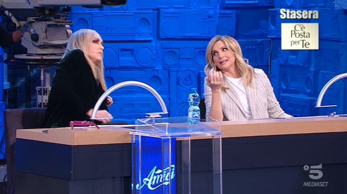 Amici, Lorella Cuccarini e Alessandra Celentano: brutale discussione