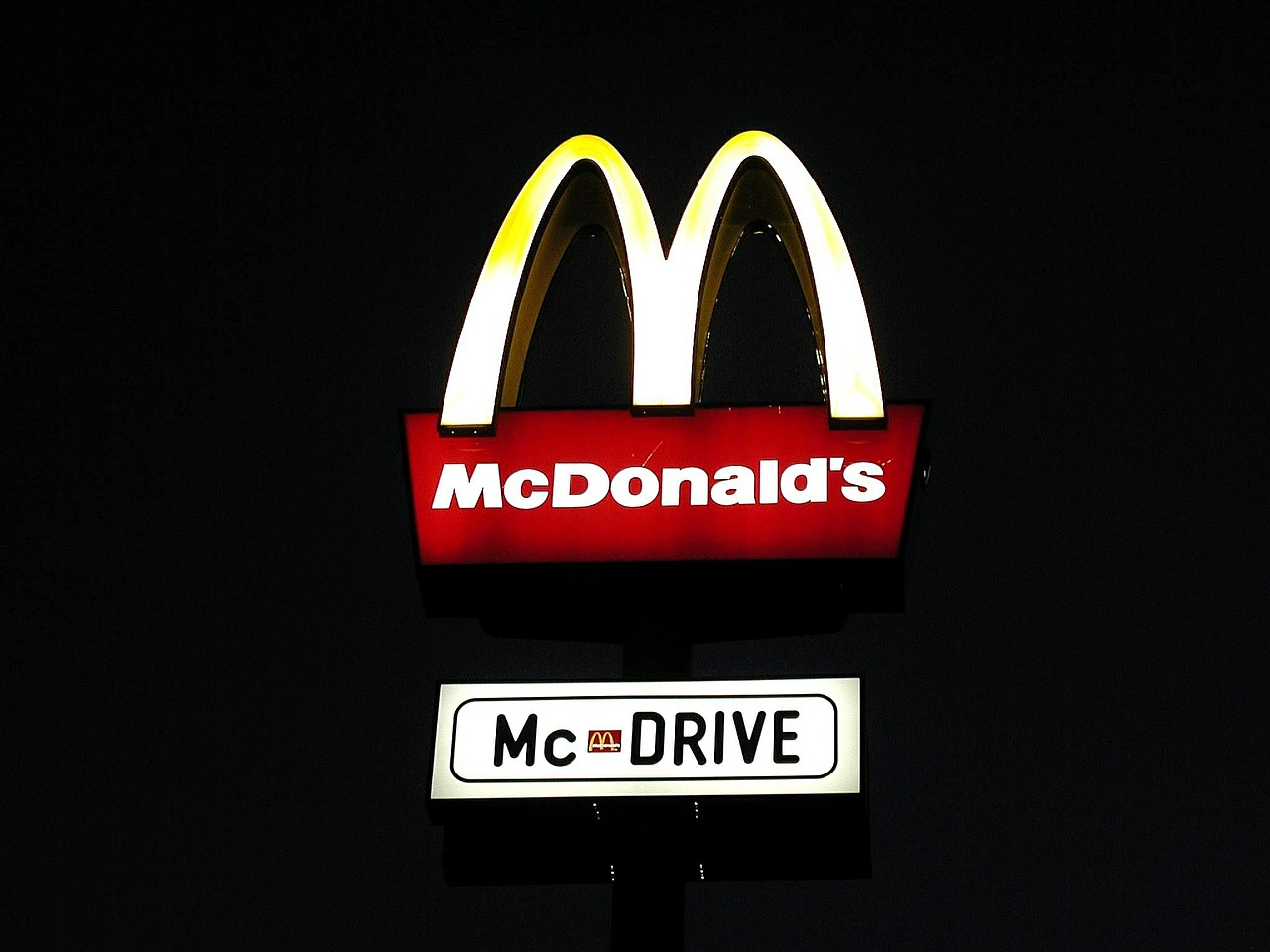 Fast food McDonald's negli USA