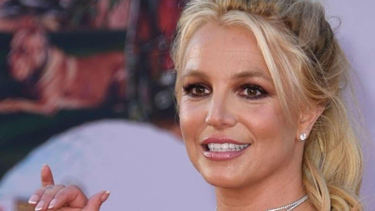 Britney Spears malata
