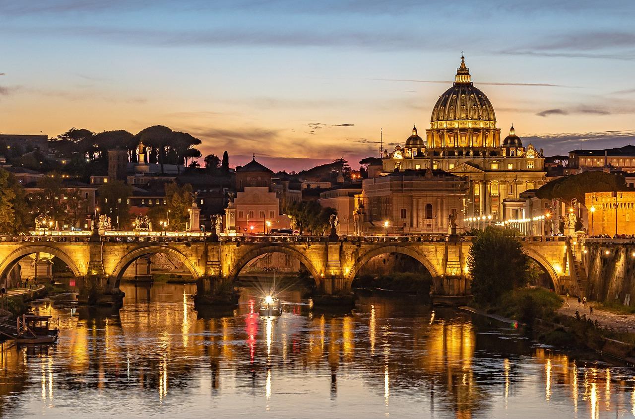 Giallo a Roma